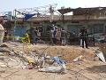 Krvavý útok saudskoarabského delostrelectva v Jemene: Zahynulo najmenej 13 civilistov