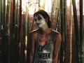 Halle Berry sa nechala zvečniť aj s maskou na tvári.