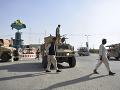 Taliban opäť útočil: Vystrelil rakety na Kábul v čase prejavu prezidenta, rozpútali sa boje