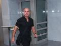 So Stanom Dančiakom sa prišiel rozlúčiť aj herec Dušan Cinkota, ktorého nedávno prepustili z väzenia.