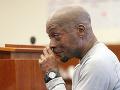 Na snímke je bývalý záhradník Dewayn Johnson na piatkovom súde v San Franciscu.