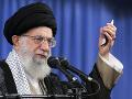 Najvyšší iránsky vodca podporuje rozhodnutie vlády: Chcú zvýšiť ceny pohonných hmôt