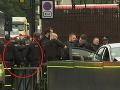 Polícia zadržala podozrivého muža
