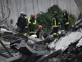 MIMORIADNY ONLINE Tragédia v Taliansku: Pri páde mosta zahynulo 23 ľudí, aj dieťa! Zranený Čech