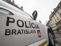 Bratislavskí policajti zadržali Íra: Sprejoval grafiti na budovu zapísanú v UNESCO