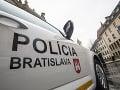 Bratislavská mestská polícia má