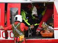 Hororové momenty v Tatranskej Kotline: Desaťročné dievčatko spadlo počas lezenia