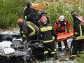 FOTO Taliansko po tragickej nehode: Počet obetí stúpol na 42, pod troskami boli aj živí