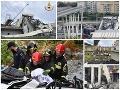 Svedkovia prehovorili o páde mosta v Janove: VIDEO Blesk udrel do piliera a bol koniec sveta