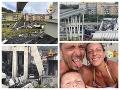 Prvé FOTO obetí zrúteného mosta: V troskách vyhasol aj život rodiny s malým synčekom (†8)
