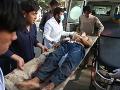 Samovražedný útok v Afganistane: