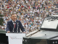 Duda žiada stálu prítomnosť amerických vojakov v Poľsku: Chce odstrašiť každého útočníka