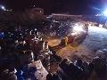 Polícia vykonáva najdlhšiu obhliadku