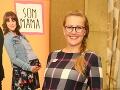 Budúca aj seriálová mamina Daniela Šencová na jojkárskej párty.