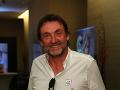 Ady Hajdu už neodmysliteľne patrí ako herecký partner k Michaele Čobejovej.