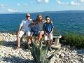 Matej Landl s rodinkou.