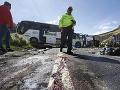 Muž uniesol autobus a vrazil do chodcov: Zahynulo päť ľudí, ďalších 21 je zranených
