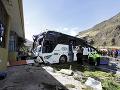 FOTO Nehoda autobusu v Ekvádore má dohru: 24 obetí, polícia našla až 80 kíl kokaínu