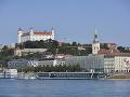 Meteorológovia varujú: Hladina Dunaja bude pre horúčavy naďalej klesať