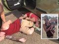 Rodičia nezvládli dávku heroínu: FOTO V rozpálenom aute mali dieťa, okoloidúci spravili maximum