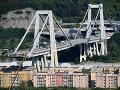 Totálne fiasko pri predstavení nového mosta v Janove: Zmenšený model sa na šupu rozpadol