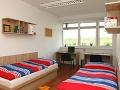 Ubytovanie pre študentov na