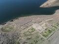 FOTO Extrémne sucho v Európe odhalilo parádny úkaz: Vypustili nádrž a objavili Atlantídu
