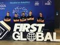 Mimoriadny úspech slovenských študentov: FOTO Ich robot získal prestížnu cenu