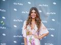 Riaditeľka súťaže krásy Miss Slovensko Karolína Chomisteková