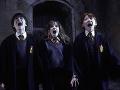 Daniel Radcliffe, Emma Watson a Ruppert Grint