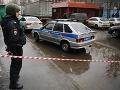 Dráma v centre Moskvy: Muž z Kaukazu postrelil policajta, odvetná paľba útočníka zabila