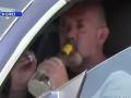Opitý prokurátor z USA vrazil do auta známeho moderátora: VIDEO Po nehode si pokojne pil alkohol
