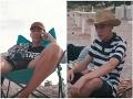 VIDEO Slovák sa pred priateľmi tváril, že dovolenkuje v luxusnom rezorte: Spôsobil si totálny trapas!