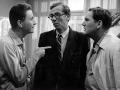 Anton Mrvečka, Emil Horváth st. a František Dibarbora