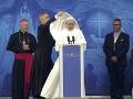 Pápež na návšteve Írska: Prosím o odpustenie za sexuálne zneužívanie duchovnými