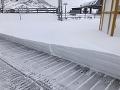 Počasie sa totálne zbláznilo: FOTO Pár kilometrov od Slovenska napadlo takmer pol metra snehu
