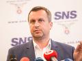 Danko vyzýva opozíciu, aby sa ospravedlnila zamestnancom Kancelárie NR SR