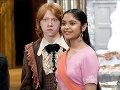 Padma Patil a Ron Weasley