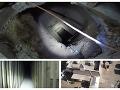 MEGA úlovok polície: VIDEO Cez tunel pod reštauráciou pašovali drogy, celý kartel prezradilo šéfovo auto