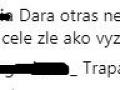 Podľa verejnosti sa Dara nevie obliekať.