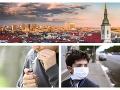 Bratislavu zamoril smog: Obrovské nebezpečenstvo pre deti, seniorov a srdciarov! Odborníci radia