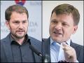Hlina a Matovič chystajú protesty, pridá sa aj SaS: Terčom má byť Saková, detaily už čoskoro