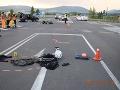 FOTO Polícia prosí o pomoc: Hľadajú svedkov nehody, pri ktorej sa vážne zranil mladý hasič
