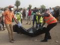 Africký Daeš zaútočil na vojenskú základňu: Zabili 13 vojakov a jedného policajta