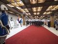 FOTO Parlament otvoril svoje