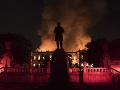20-miliónová zbierka v plameňoch: V Brazílii ukončili vyšetrovanie požiaru Národného múzea