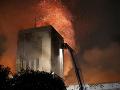 FOTO Príšerne zničujúce správy pre Liverpool: Významná pamiatka v plameňoch