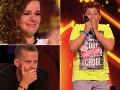 VIDEO Chlapec (12) to rozbalil v Talente: Všetci v slzách, rozplakal sa aj Prachař... Priamy postup do finále!
