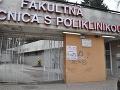 Agresívny útok v žilinskej nemocnici: Sanitárka chcela pomôcť pacientovi, nasledovali chvíle hrôzy
