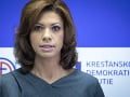 Kandidátka na primátora Bratislavy